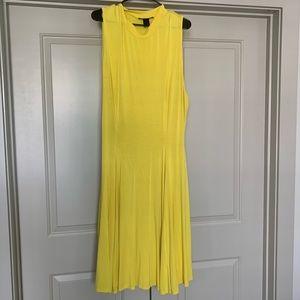 F2F midi sleeveless dress
